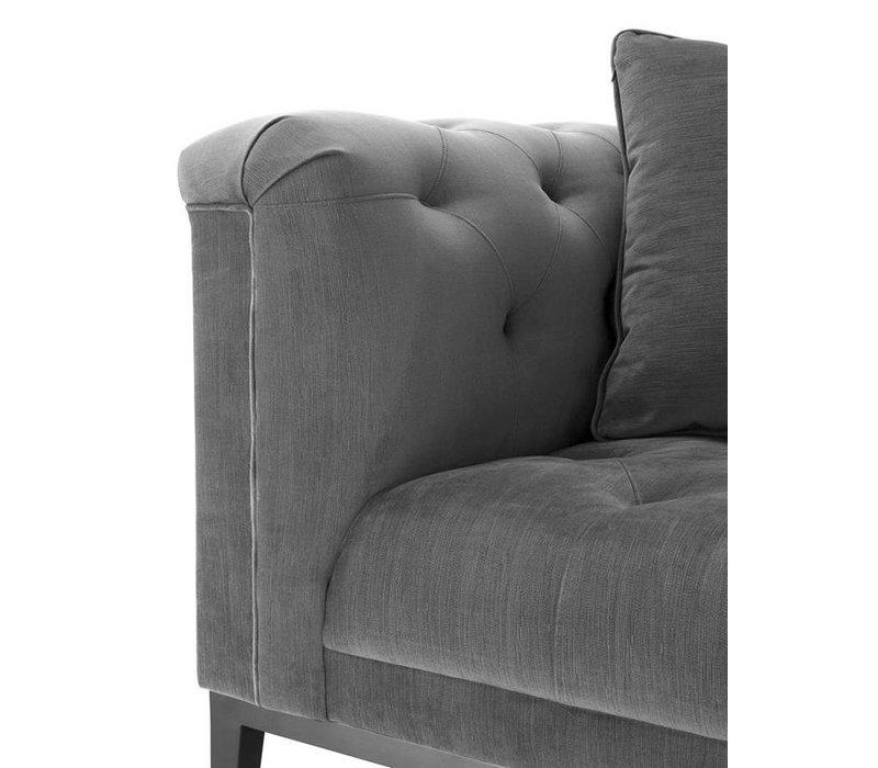 Sessel 'Cesare' Granite Grey