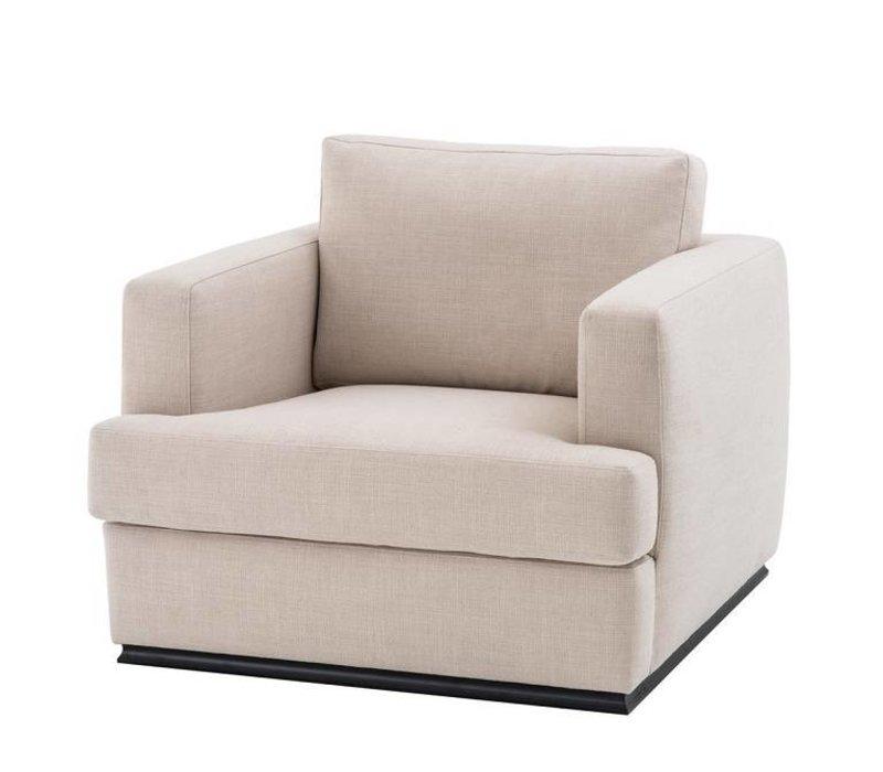 Chair 'Hallandale' Panama Natural