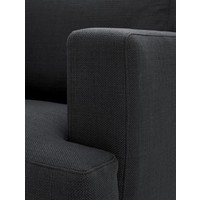 Chair 'Hallandale' Panama Black