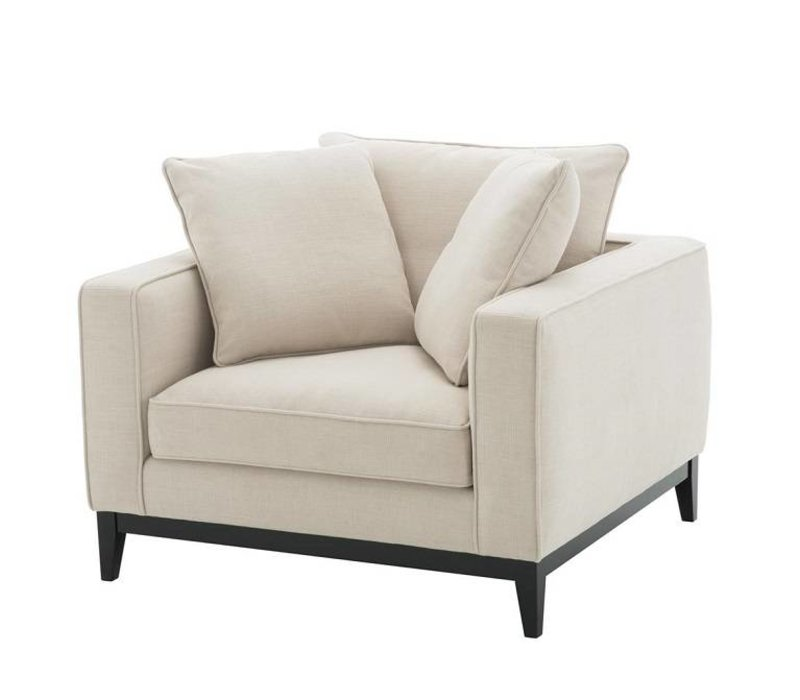 Chair 'Principe' Panama Natural