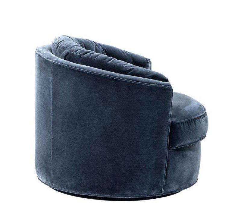 Chair 'Recla' Cameron Faded Blue