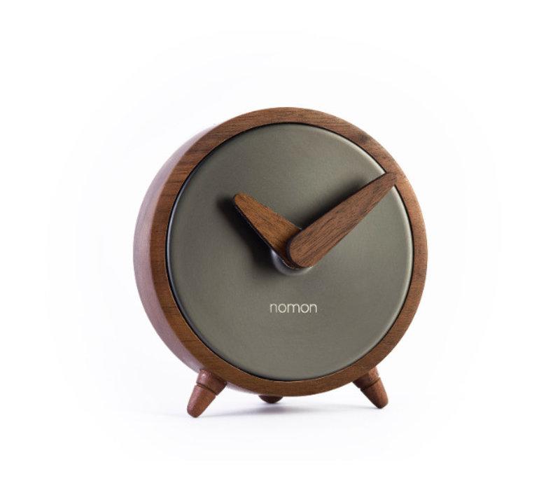 table clock 'Atomo Sobremesa' Graphite