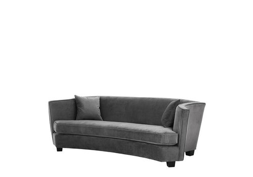 EICHHOLTZ Granite Grey Sofa 'Giulietta'