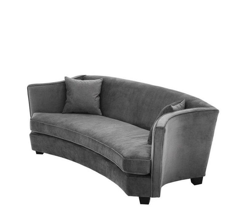 Sofa 'Giulietta' Granite Grey
