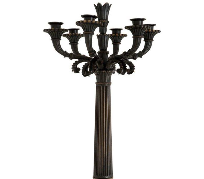 The 'Jefferson Bronze' candlestick