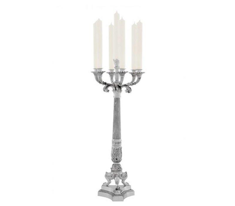 Kerzenständer 'Jefferson Silber'