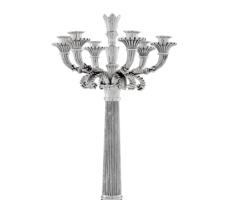 The 'Jefferson Silver' candlestick