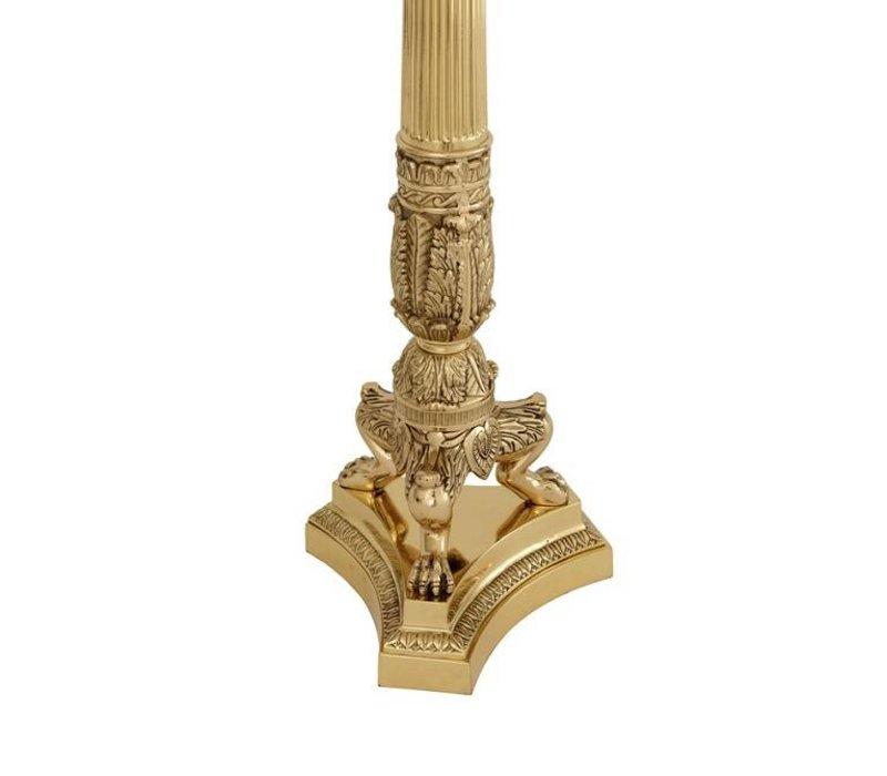 Kandelaar 'Jefferson Polished Brass'