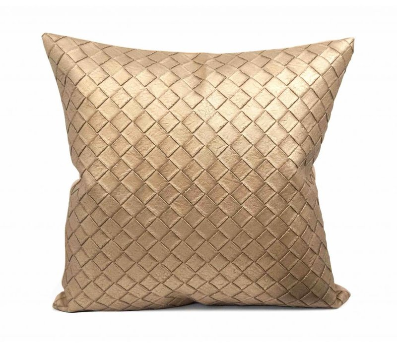 Cushion Rick in color Gold