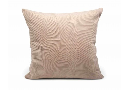 Dome Deco Cushion Kendale Cream