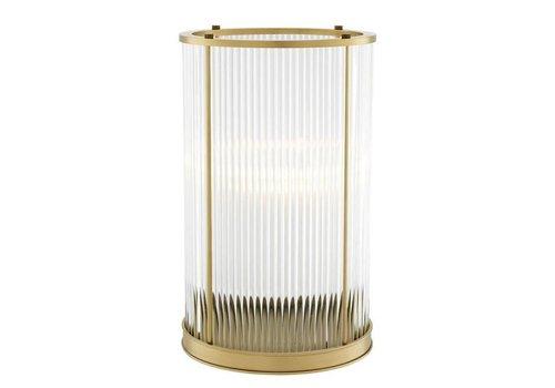 EICHHOLTZ Windlicht 'Mayson L' - Antique Brass
