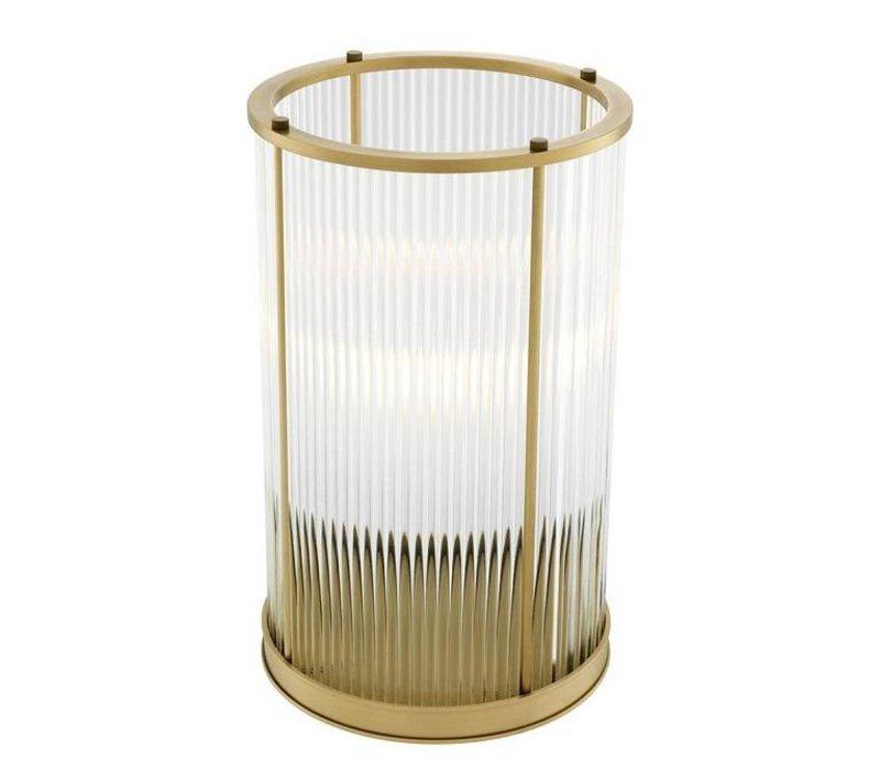 Hurricane 'Mayson S' - Antique Brass