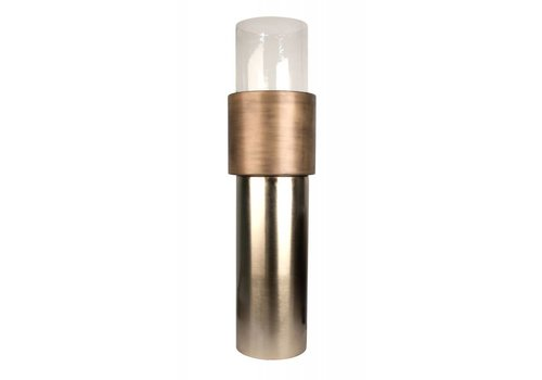 Dome Deco Design windlicht Bronze - L