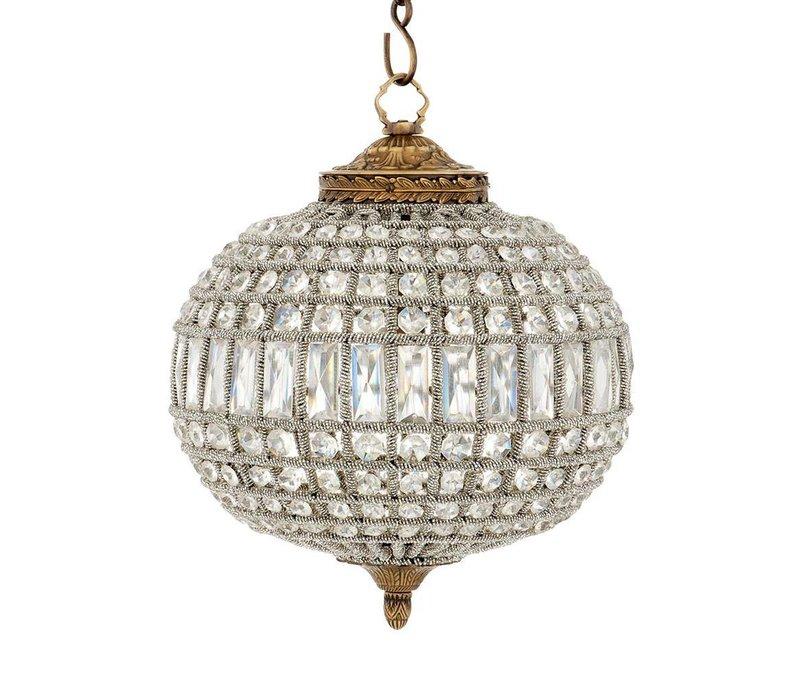 Hanglamp Kasbah Oval S ø 38 x H. 45 cm