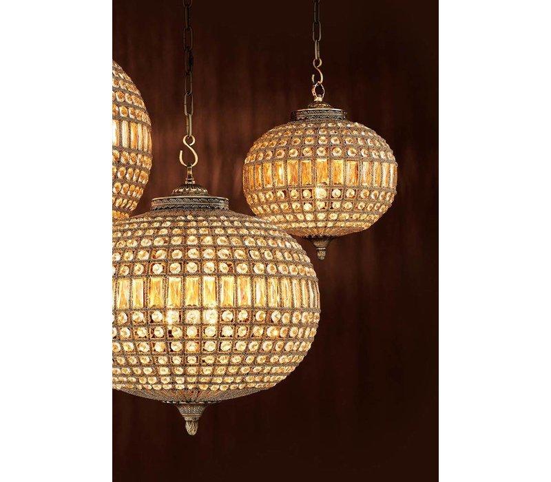 Suspension Lamp Kasbah Oval M
