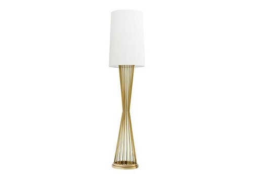 EICHHOLTZ Floor lamp 'Holmes' Gold