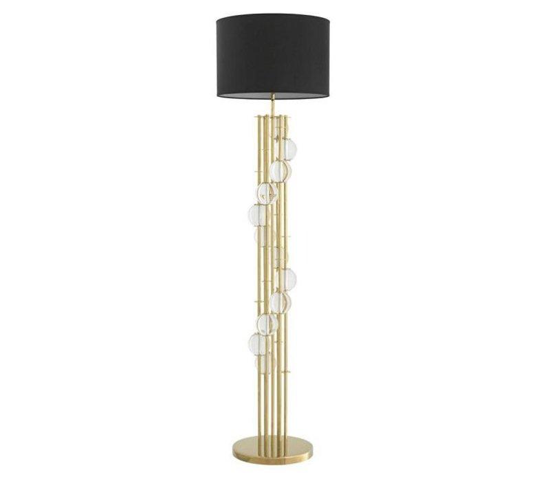 Stehlampe Lorenzo Gold