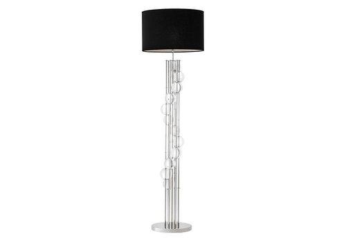 EICHHOLTZ Floor Lamp 'Lorenzo' Silver