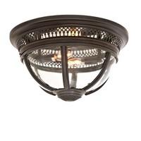 Plafondlamp 'Residential' Bronze