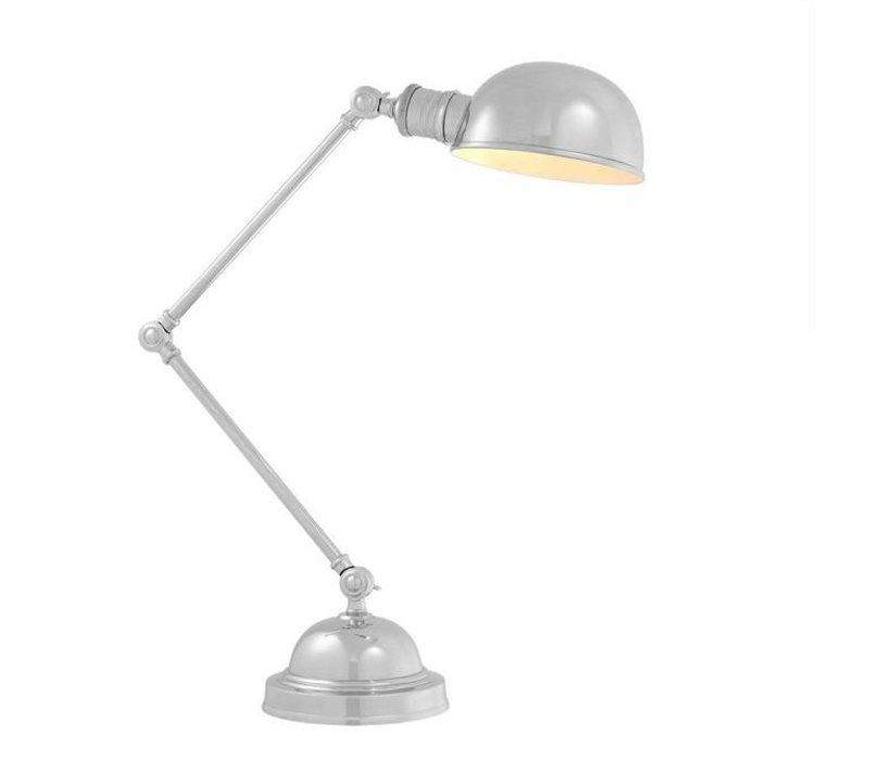 Tafellamp 'Soho' Silver