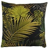 CLAUDI Cushion Fortunata color Olive Black