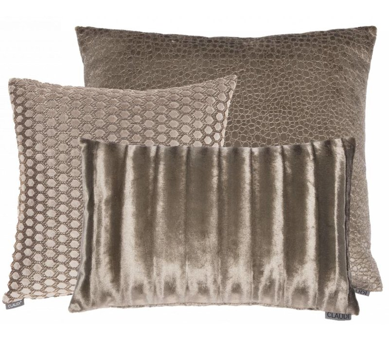 Cushion combination Brown: Biagio, Sergio & Ottavia