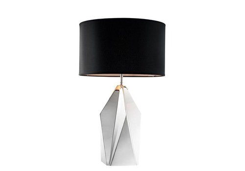 Eichholtz Table Lamp 'Setai' Nickel
