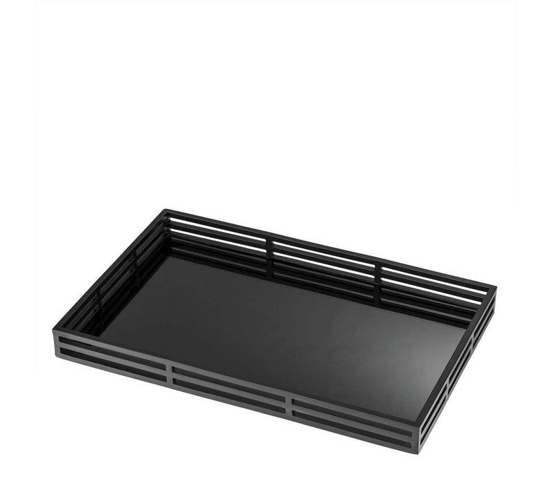 Tray 'Giacomo' color black