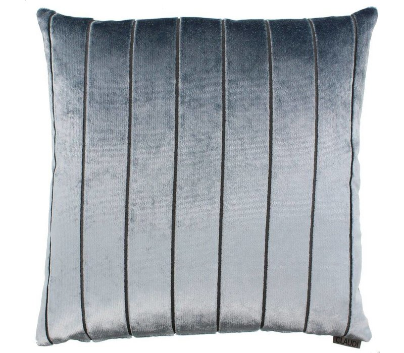 Cushion Bruno in color Iced Blue