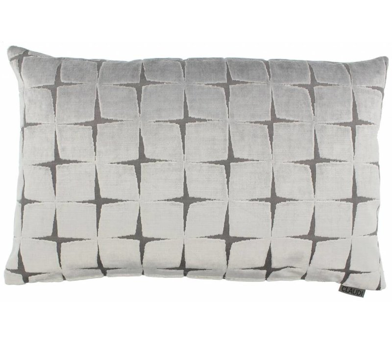 Cushion Isidora in color Silver