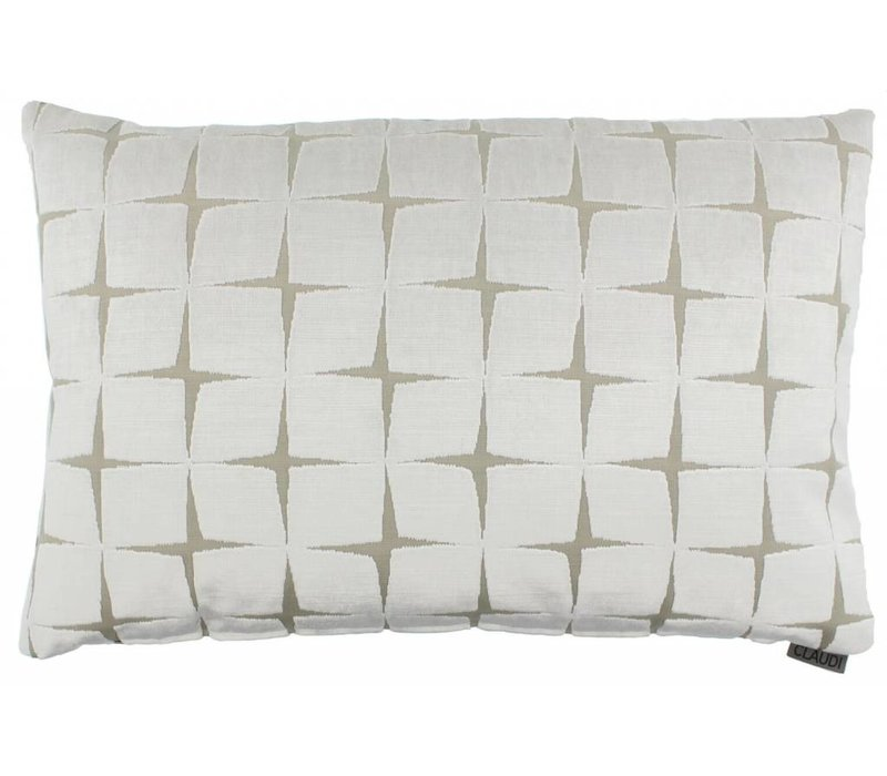 Cushion Isidora in color White