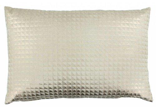 CLAUDI Chique Throw pillow Maria Gold