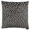 CLAUDI Cushion Pasqualle in color Dark Taupe