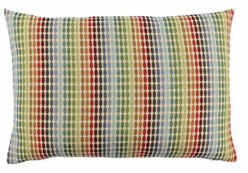 CLAUDI Design Kussen Point Multicolor