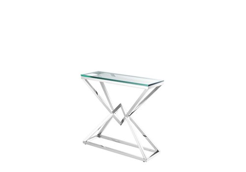 EICHHOLTZ Glass Console table - Connor S