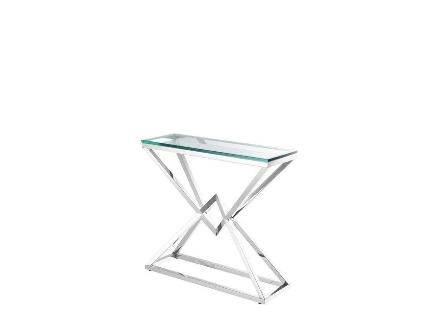 Console tafel 'Connor', 90 x 30 x H. 82 cm