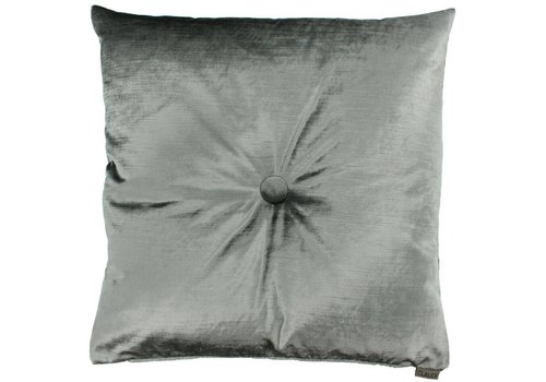 CLAUDI Cushion Gavino Grey Mint