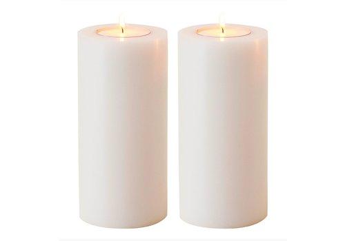 EICHHOLTZ Künstliche Kerzen XL 2 Stück- 106948