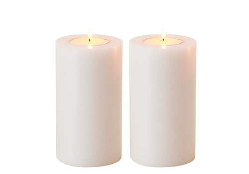 EICHHOLTZ Artificial Candles L - 2 pieces - 106947