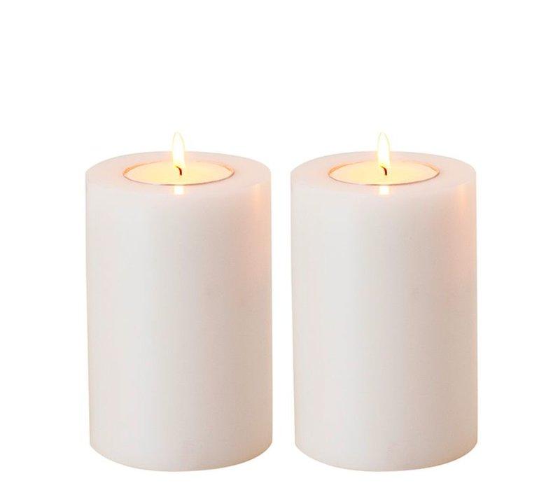 Kaarsen set M - 2 stuks h15 x b10