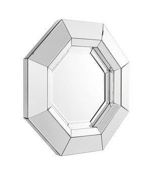 Eichholtz Design spiegel 'Chartier' 68x68cm