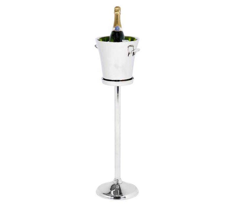 Weinkühler auf Ständer 'Selous' D 22 x H80 cm