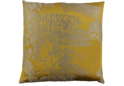 CLAUDI Cushion Elin Mustard