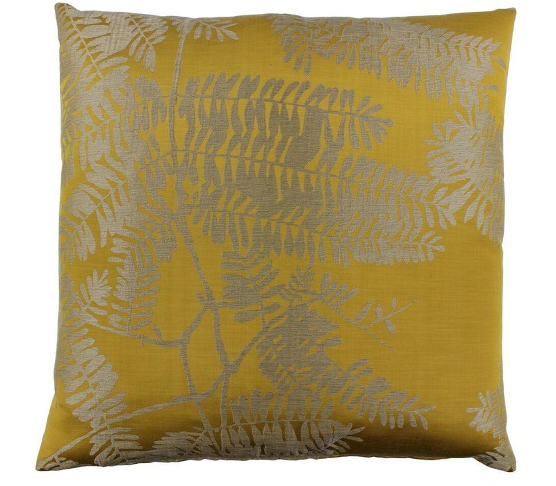 Cushion Elin Mustard