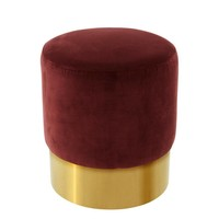 Stool Pall Mall Red