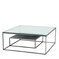 Coffee table 'Durand' 90x90 x H. 38 cm