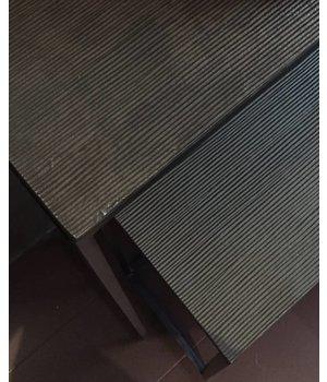 Dome Deco Console tafel in de kleur Bronze - set van 2