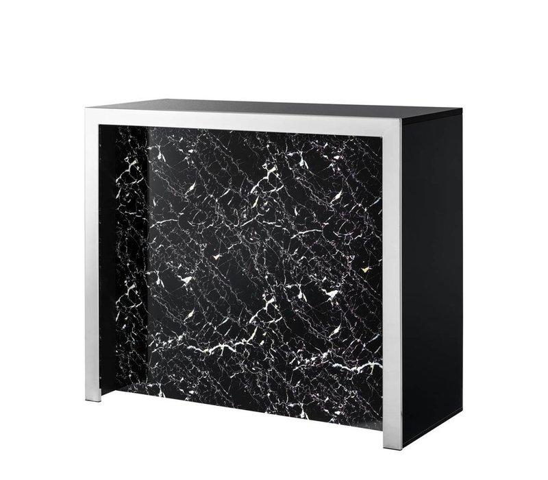 Bar Grimaldi - faux marble