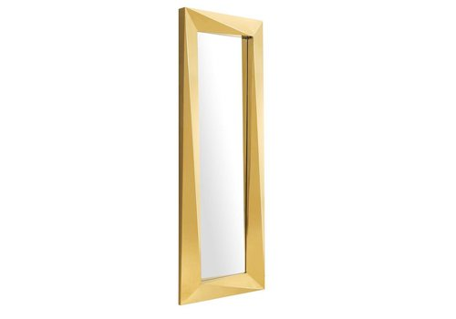 Eichholtz elongated wall mirror Rivoli Gold
