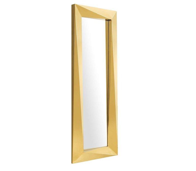 Langwerpige spiegel  'Rivoli' 80x220x D 9 cm